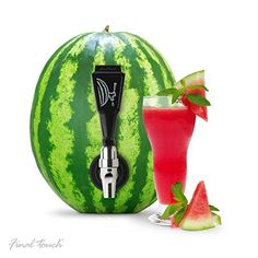 Watermelon Keg Tapping Kit | Make Your Own Fruit Keg Dispenser
