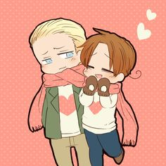 Photo of Gerita for fans of Hetalia Couples!.