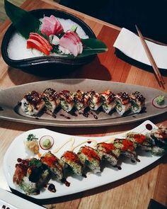 James Parker sushi and sake, Northbridge Perth, Sushi, Ethnic Recipes, Food, Essen, Yemek, Eten, Meals