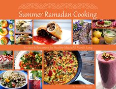 Summer Ramadan Cooking- my new e-book out now!