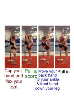 How to do a spike. Step by step. (: