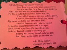 sonnet 30 essays