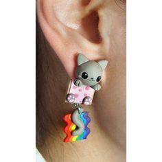 Nyan Cat Oreilles Suspendus
