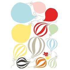 Balloons Wall Sticker
