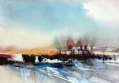 Watercolor art by Joe Cibere is located just north of Los Angeles. Various subjects include landscapes, cityscapes, seascapes, skys and flowers. Watercolor Art, Landscape, Flowers, Painting, Style, Swag, Watercolor Painting, Scenery, Florals