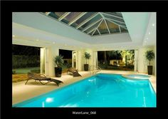 Master Pools Guild | Residential Pools and Spas - Interior Gallery