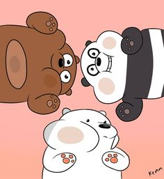 we bare bears wallpaper hd Cute Panda Wallpaper, Cartoon Wallpaper Iphone, Bear Wallpaper, Cute Disney Wallpaper, Kawaii Wallpaper, Cute Wallpaper Backgrounds, We Bare Bears Wallpapers, Panda Wallpapers, Cute Cartoon Wallpapers