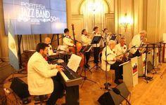 Diario de Cuyo - La Porteña trae su jazz El grupo reúne a 10 músicos, una cantante y 10 bailarines, quienes continúan ese estilo particular que supieron imponer sus fundadores hace 50 años.