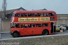 London Transport RT Finale 7th April 1979 RT624 Bus Photo