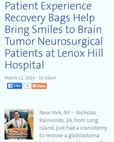 We are so thrilled we had the opportunity to bring #BFFLBags to #lenoxhillhospital! #axillapilla #bfflco #recovery…