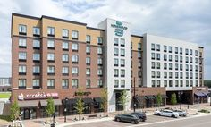 Homewood Suites By Hilton in Coralville, IA - Quaker Commercial Hotel Project