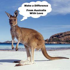 From #Australia With Love / Make A Difference -> napravirazlika.tumblr.com