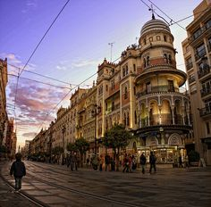 El Arenal, Seville, Andalucía by Jesus Sanchez