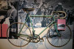 ........Fausto Coppi's 1951 bike!
