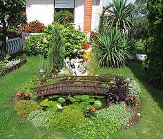 bahçe dekorasyonu fikirleri - Pesquisa Google
