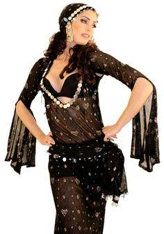 Not Tribal, but great inspiration for a modest assuit dress.