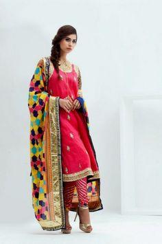 Kayseria Shaadianeh Eid Dresses Collection 2014