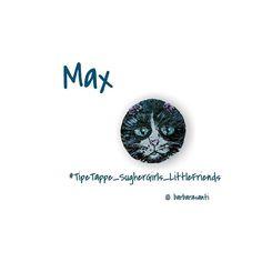 #Max un nuovo amico per le #TipeTappe_SugherGirls  (DM per info)