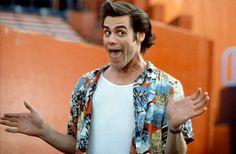 Film  Ace Ventura - La chemise hawaienne dans la pop culture