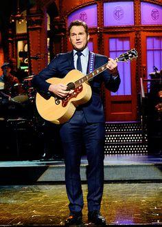 Chris Pratt - SNL September 2014