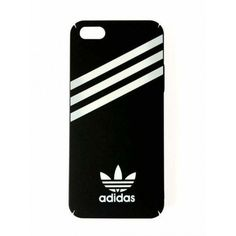 Cell Phone Cases - Coque-Adidas-couleur-noir-plastique-iPhone SE - Welcome to the Cell Phone Cases Store, where you'll find great prices on a wide range of different cases for your cell phone (IPhone - Samsung) Cute Cases, Cute Phone Cases, Iphone Phone Cases, Phone Covers, Coque Iphone 5s, Iphone Se, Capas Iphone 6, Phone Accesories, Accessoires Iphone