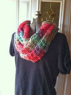 A Southern Lady's Ramblings: New Scarves Free Crochet Pattern #GivingTuesday