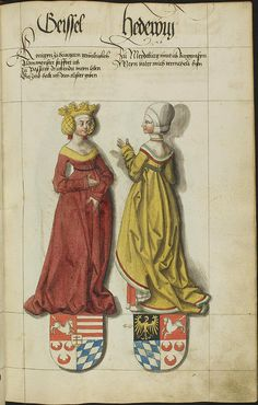 Saxony lineage d Medieval Life, Medieval Fashion, Medieval Clothing, Dresden, English Royal Family, Renaissance Portraits, Medieval Costume, Illuminated Manuscript, Coat Of Arms