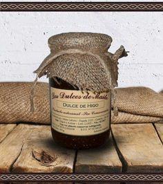 Los Dulces de Maite Dulce de Higo Producto artesanal, sin conservantes. Peso Neto: 400 g. Industria Argentina