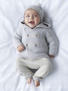 It's a MOM's world! H&M Newborn Exclusive collectie.