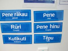 te reo maori website resources from NZ National library