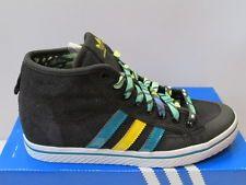 997842a40 Tamaño de Reino Unido 8-Adidas Originals Miel Rayas Up acuñada Plantillas  Zapatillas-Negro