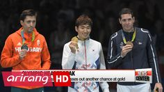 Rio 2016: Fencer Park Sang-young brings back golden feeling to Team Korea