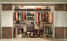 Move out summer shorts, it's time for fall coats to shine! Check out our blog on how to organize your closet for fall!