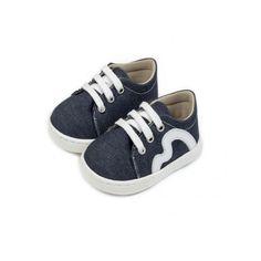 Βαπτιστικά παπούτσια αγόρι -sneakers υφασμάτινα- Babywalker σε μπλε απόχρωση, Παπουτσάκια βάπτισης για αγόρι νέα σχέδια, Παπούτσια βάπτισης αγοριού επώνυμα-οικονομικά-ανατομικά, Βρεφικά παπούτσια για αγόρι προσφορά, Babywalker eshop Superga, Sneakers, Shoes, Products, Fashion, Tennis, Moda, Slippers, Zapatos