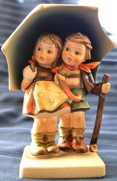 Hummels--figurines designed by a German nun