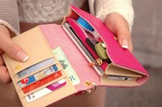wallet iPhone wallet studded iPhone wallet iPhone 5 wallet leatherette wallet phone case for iPhone 5 iPhone samsung note 2 Iphone 4s, Iphone Wallet, Iphone Cases, Leather Clutch, Leather Purses, Pu Leather, Leather Wallets, Purse Wallet, Clutch Bag
