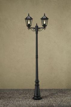 Lantaarnpaal Konstsmide Firenze 7234-750 #lantaarn #lantaarnpaal #buitenlamp #lamp123.nl #tuinverlichting #buitenverlichting