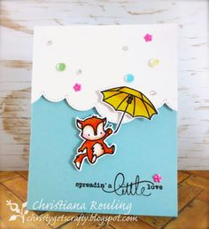 Christy Gets Crafty | using Mama Elephant (video tutorial)