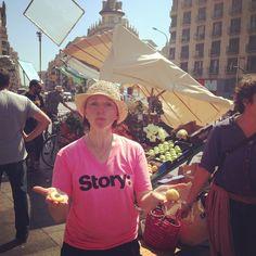 Story: Pelayo's street