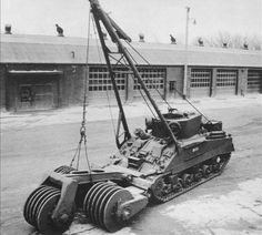 Sherman ARV MK II - Google-søgning
