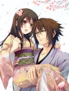 Sasuke e Hinata (SasuHina) Hinata Hyuga, Sasuke Uchiha, Naruto 6, Boruto, Samurai, Naruto Couples, Anime Couples, I Love Anime, Anime Guys