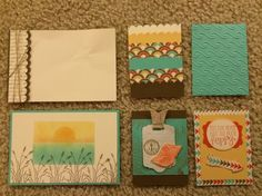 Monthly Divided Scrapbooking Swap (aka Project Life Stampin' Up! Style) - Stampin' Connection