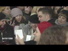 Robert Pattinson w/Fans - Berlinale 2017