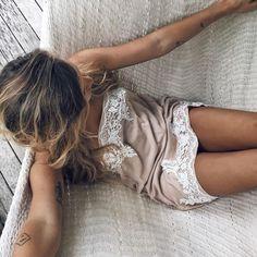 Lacey Slip. So elegant. Slips definitely need to make a comeback #RealistFashion