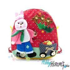 keçe çocuk çanta modelleri ile ilgili görsel sonucu