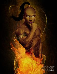 Ifrit Djinn are supernatural creatures in Arabic and Islamic folklore. They are a class of infernal Djinn noted for their strength and cunningness. Curious Creatures, Magical Creatures, I Dream Of Genie, Horror Photos, Romance, Magic Carpet, Arabian Nights, Fantasy Characters, The Magicians