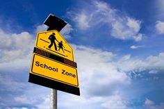 6 school zone safety tips from HCDE Center for Safe and Secure Schools Class Mates, Safe Schools, Harris County, Back 2 School, Driving School, Study Hard, Study Tips, Textbook, Study College