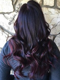 Winter Hair Color Ideas  Whether you want an icy blonde tone, a rich brunette hue or a cute shade from reds for winter, you have a