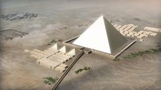 Mainstream historians will tell you that the Great Pyramid of Giza was a glorified tomb for the Egyptian pharaohs. The only original monument left of the original Seven Wonders of the World, this structure was Ancient Egypt Pharaohs, Ancient Aliens, Ancient History, Tudor History, Great Pyramid Of Giza, Pyramids Of Giza, Seven Wonders, Ancient Mysteries, Wonders Of The World