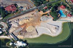 Construction at Disney's Grand Floridian Resort